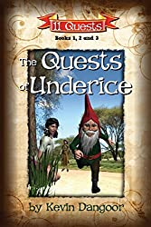 The Quests of Underice: 11 Quests, Books 1-3