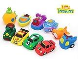 Bathtub Toy Transport Mania bath toys for baby's fun bathtoys for toddlers