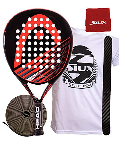 Pala de Padel Head Evolution Bela: Amazon.es: Deportes y ...