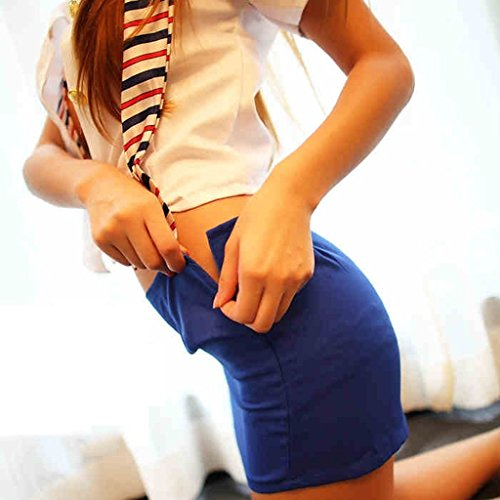Price comparison product image SMSM Women 'S Sexy Lingerie Extreme Temptation Uniform Suit Sexy Sau Kongsong Service Role - Playing Nightclubs Adult Supplies