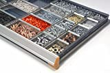 28 Compartment Set for 48'' x 24'' x 3'' Face Drawer (A0621)