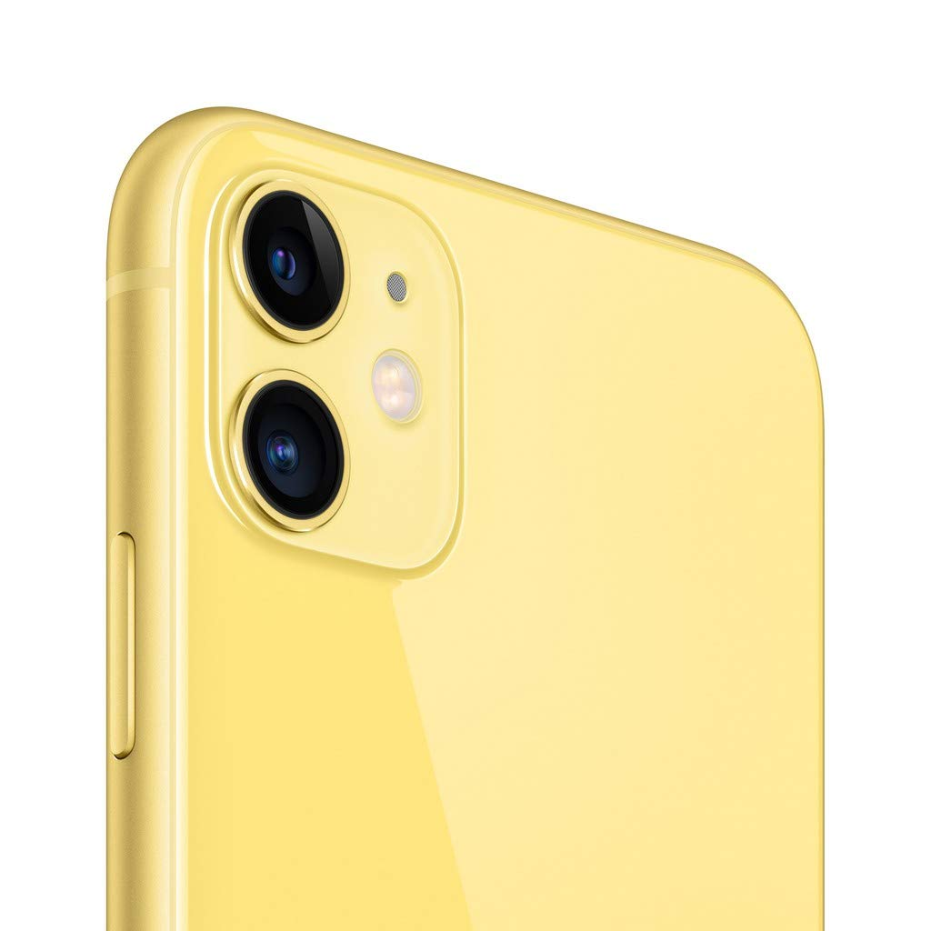 Apple iPhone 11 (256GB) - Yellow