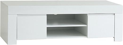 Lc Spa Petit Meuble Tv Avec Amalfi Avec 2 Portes 140 X 45 X