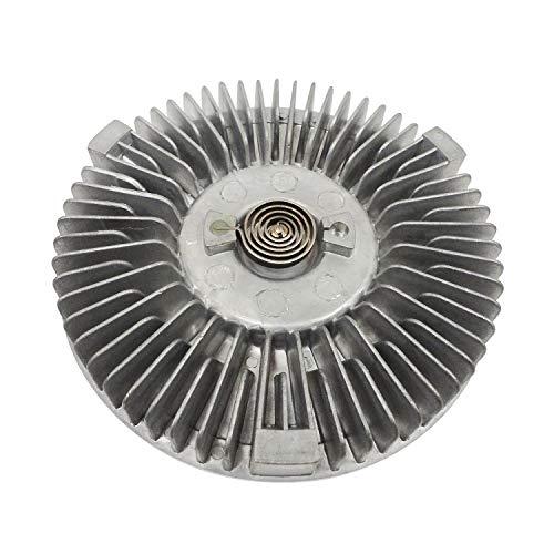 2836 Radiator Fan Clutch Engine Cooling Clutch for 1999-2007 Ford E& F Van/Pickup Super Duty - Duty Radiator Pickup Super