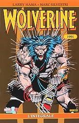 Wolverine, Tome 4 : L'intégrale 1991