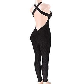 LAOBIAOZI Conjuntos De Yoga Ropa De Fitness Conjunto De ...
