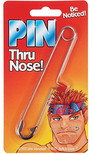Pin Thru Nose - Pin Thru