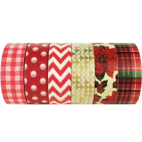 Wrapables Japanese Masking Christmas Collection