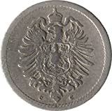 1875%2DD German 5 Pfennig %2D%2D 135 yea