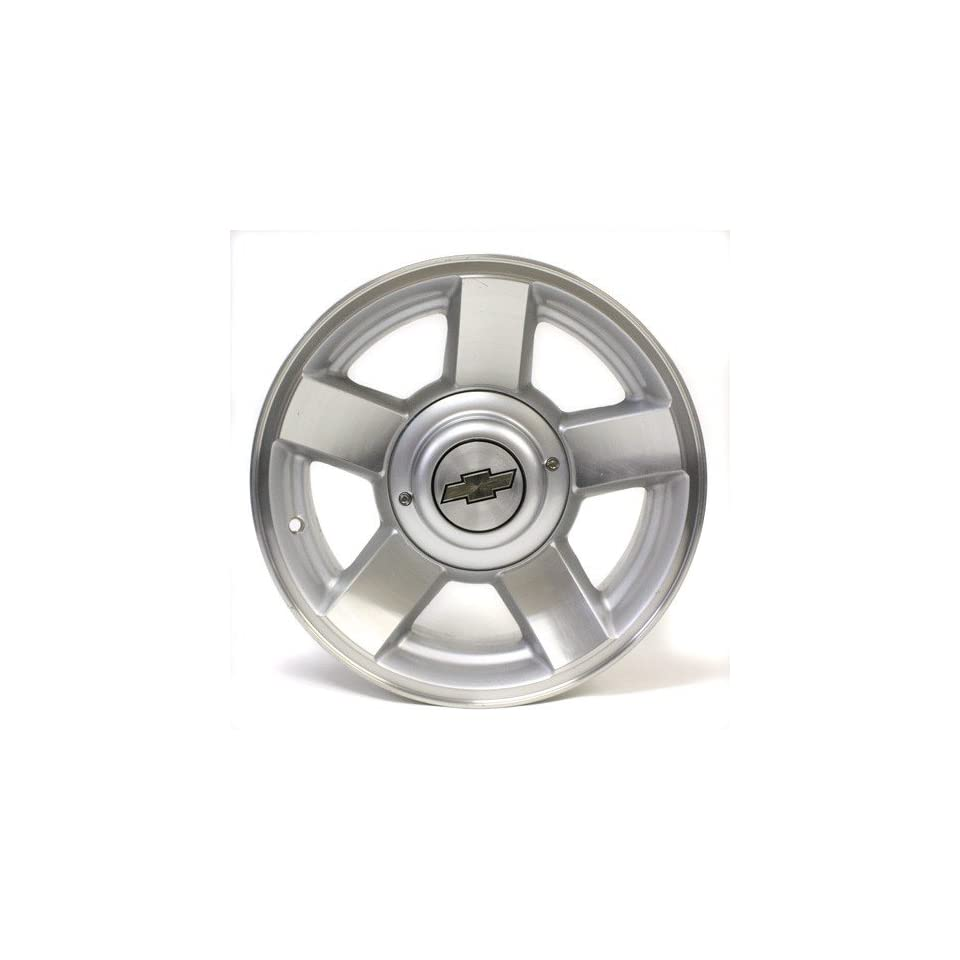 16 Inch Chevy Tahoe 2000 Limited Edition Wheels Rims Factory Oem # 5108
