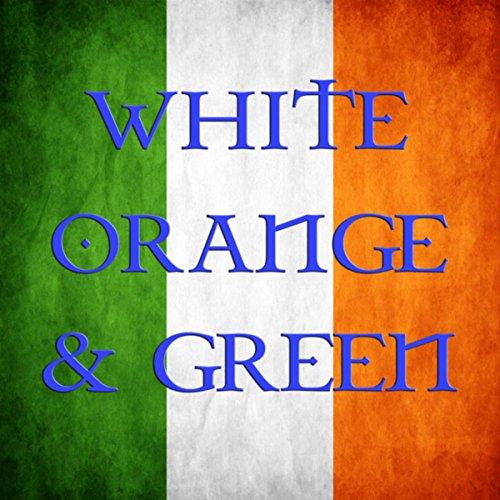 White, Orange & Green