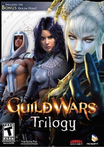 Guild Wars Trilogy (輸入版:北米) B001DI6O6C Parent