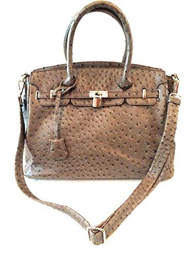 Hermes Gray Bag - 8
