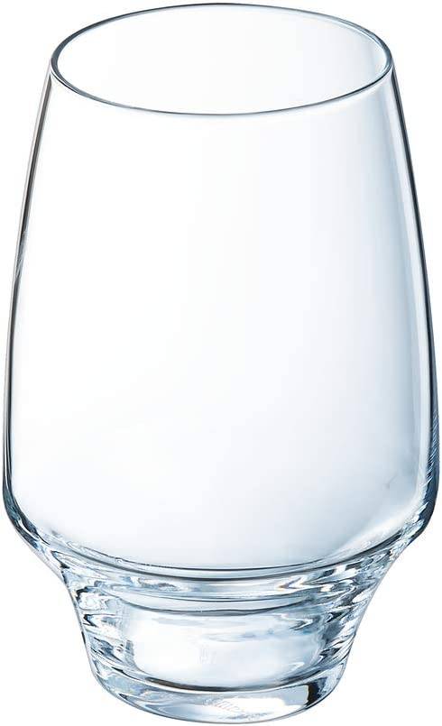 Chef /& Sommelier Open Up 8011788/Kwarx Roasting Dish Set of 6/Tall Glass 350/ml 7.5/x 7.5/x 11.5/cm