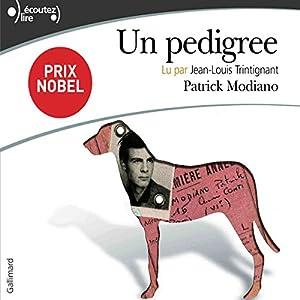 Un pedigree Audiobook
