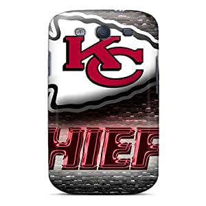Samsung Galaxy S3 Cow11311LWNa Support Personal Customs Beautiful Kansas City Chiefs Pictures Durable Hard Phone Cover -AnnaDubois