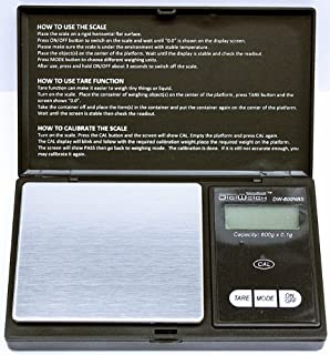 product image for Newco DigiWeigh 600gm Digital Pocket Scale