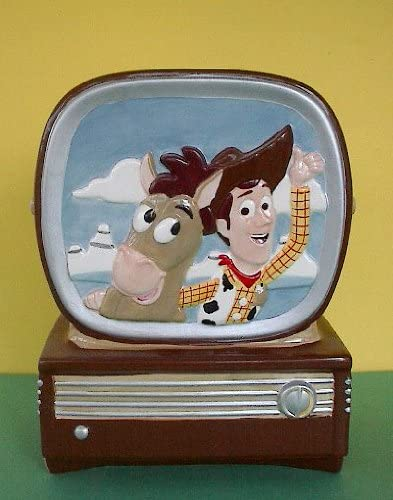 Disney Pixar Toy Story 2 Woody Diana tarro para galletas: Amazon ...