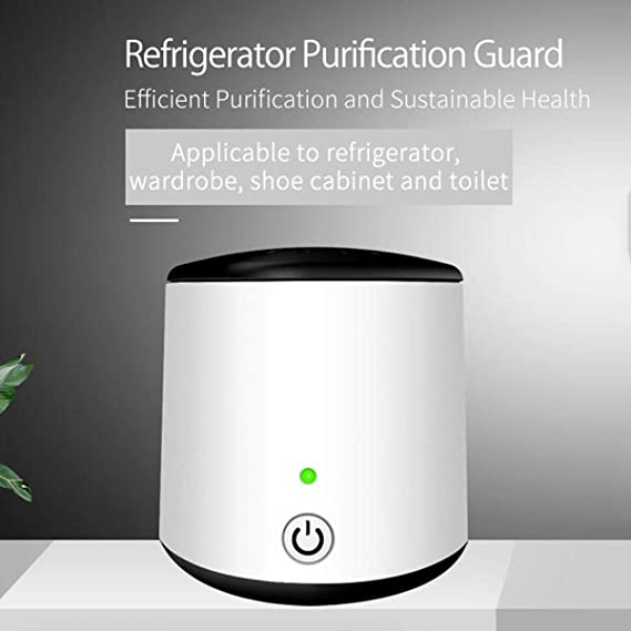 Purificador de aire desodorizador de refrigeradores portátiles ...