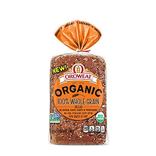 Arnold Organic 100% Whole Grain Bread, 27 oz Arnold Whole Grain Bread