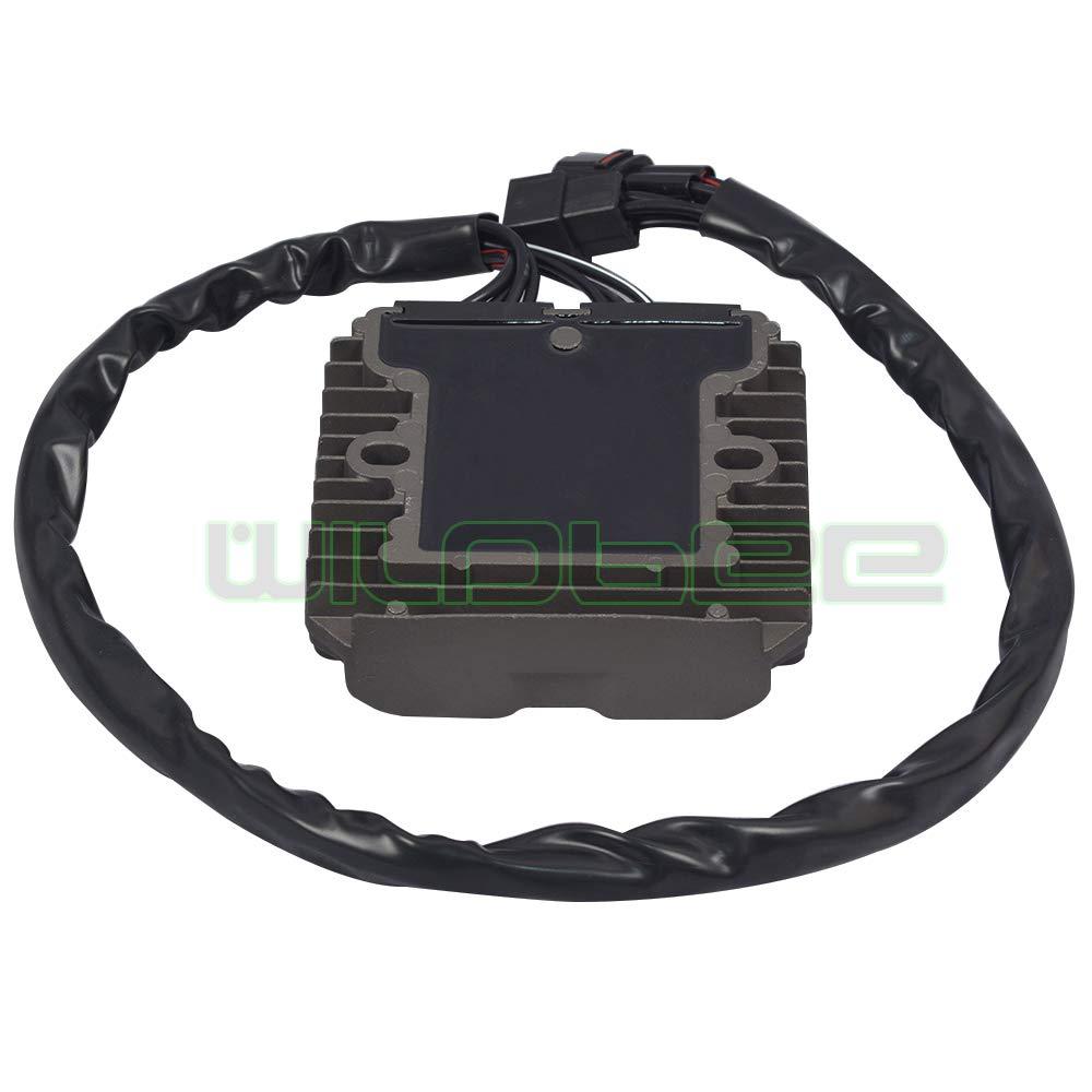 WildBee Rectifier Regulator Voltage for Suzuki 32800-15H10-000 GSX1300 Hayabusa 2008-2012
