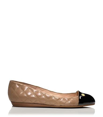 02f04f0c4ba6 Tory Burch Claremont Quilted Flats