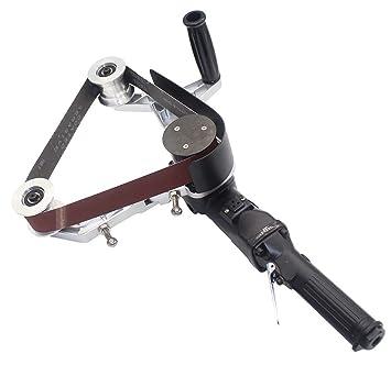 Isunking Cinturón neumático Lijadora Redonda Dibujo de tubo ...