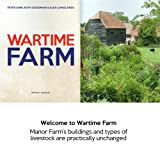 Wartime Farm by Peter Ginn front cover