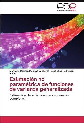 Estimacion No Parametrica de Funciones de Varianza
