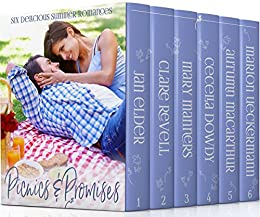 Picnics & Promises: Six Delicious Summer Romances by [Elder, Jan, Revell, Clare, Manners, Mary, Dowdy, Cecelia, Macarthur, Autumn, Ueckermann, Marion]