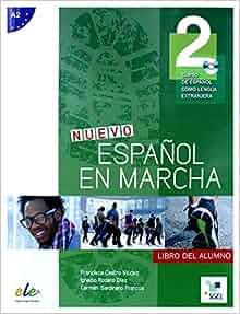 Nuevo Espanol en Marcha 2 : Student Book + CD: Level A2 ...