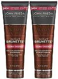 Best John Frieda For Natural Hairs - John Frieda Brilliant Brunette Visibly Deeper Bundle: Color Review