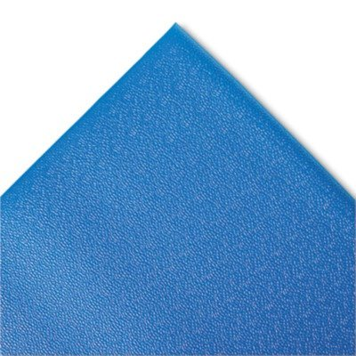 Crown Comfort King Antifatigue Mat, Zedlan, 24 x 36, Royal Blue (CK0023BL)