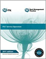 ITIL Service Operation 2011 Edition Front Cover