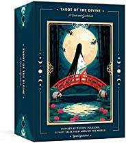 Tarot of the Divine: A Deck and Guidebook Inspired by Deities, Folklore, and Fairy Tales from Around the World