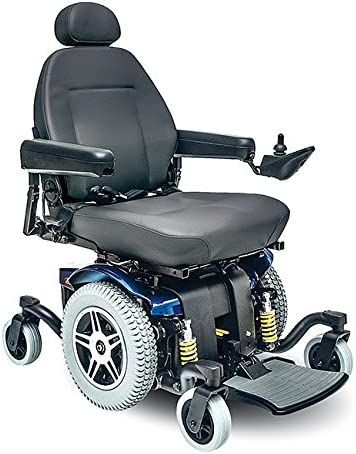 Amazon.com: Pride Mobility JAZZY614HD Jazzy 614 HD Electric ...