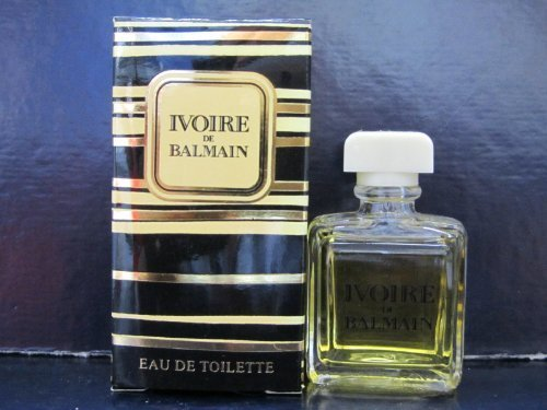 Ivoire De Balmain Perfume Women 0.25 oz Eau de Toilette Splash Mini ()