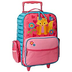 Stephen Joseph Little Girls' Rolling Luggage