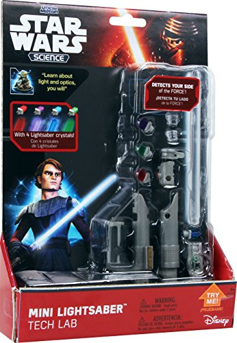 042499150712 - Uncle Milton - Star Wars Science - Mini Lightsaber Tech Lab carousel main 5