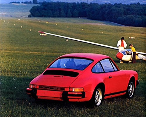 1976 Porsche 911 Carrera 3.0 930 Turbo Factory Photo