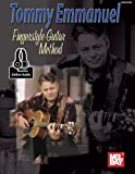 img - for Tommy Emmanuel Fingerstyle Guitar Method book / textbook / text book