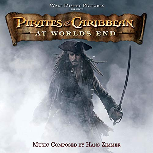 Pirates Of The Carribean 3 (Intl. Version) O.S.T. (Iii Pirates)