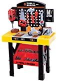 Toy Do It Yourself TOOL BENCH with Tools Workshop
