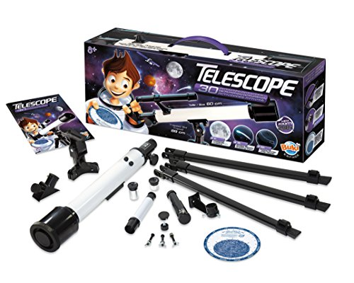 Buki - TS007B - Jeu Scientifique - Télescope