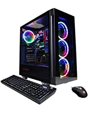 $1689 » CyberpowerPC Gamer Supreme Liquid Cool Gaming PC, AMD Ryzen 7 3800X 3.9GHz, Radeon RX 5700 XT 8GB, 16GB DDR4, 1TB NVMe SSD, WiFi & Win 10 Home (SLC8260A3)
