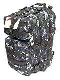 Cheap 21″ 3400 cu.in. Tactical Hunting Camping Hiking Backpack ML121 DMBK DIGITAL CAMOUFLAGE