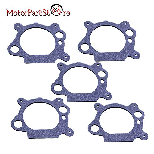 VistorHies -5pcs/lot Air Cleaner Mount Gaskets Replace for Briggs & Stratton 795629 272653 272653S - Replacement D30 Filter