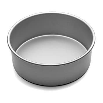 Image Unavailable Stuff Bakeware Anodized Round Cake Pan