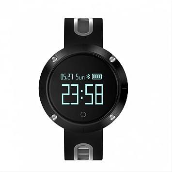 Podómetro Pulsera Inteligente Fitness Tracker con Presión Arterial ...
