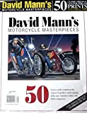 img - for David Mann's Motorcycle Masterpieces No. 3 50 Classic Prints book / textbook / text book